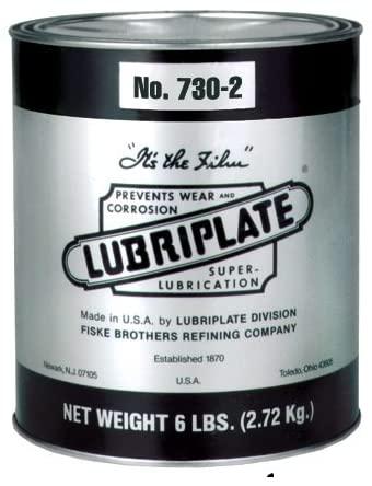 Lubriplate, No. 730-2, L0085-006, Aluminum Complex Type Grease, 35 Lb Pail