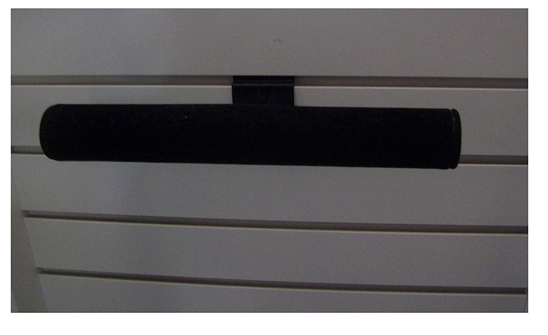 24 Slatwall T Bar Jewelry Displays Black Velvet 12