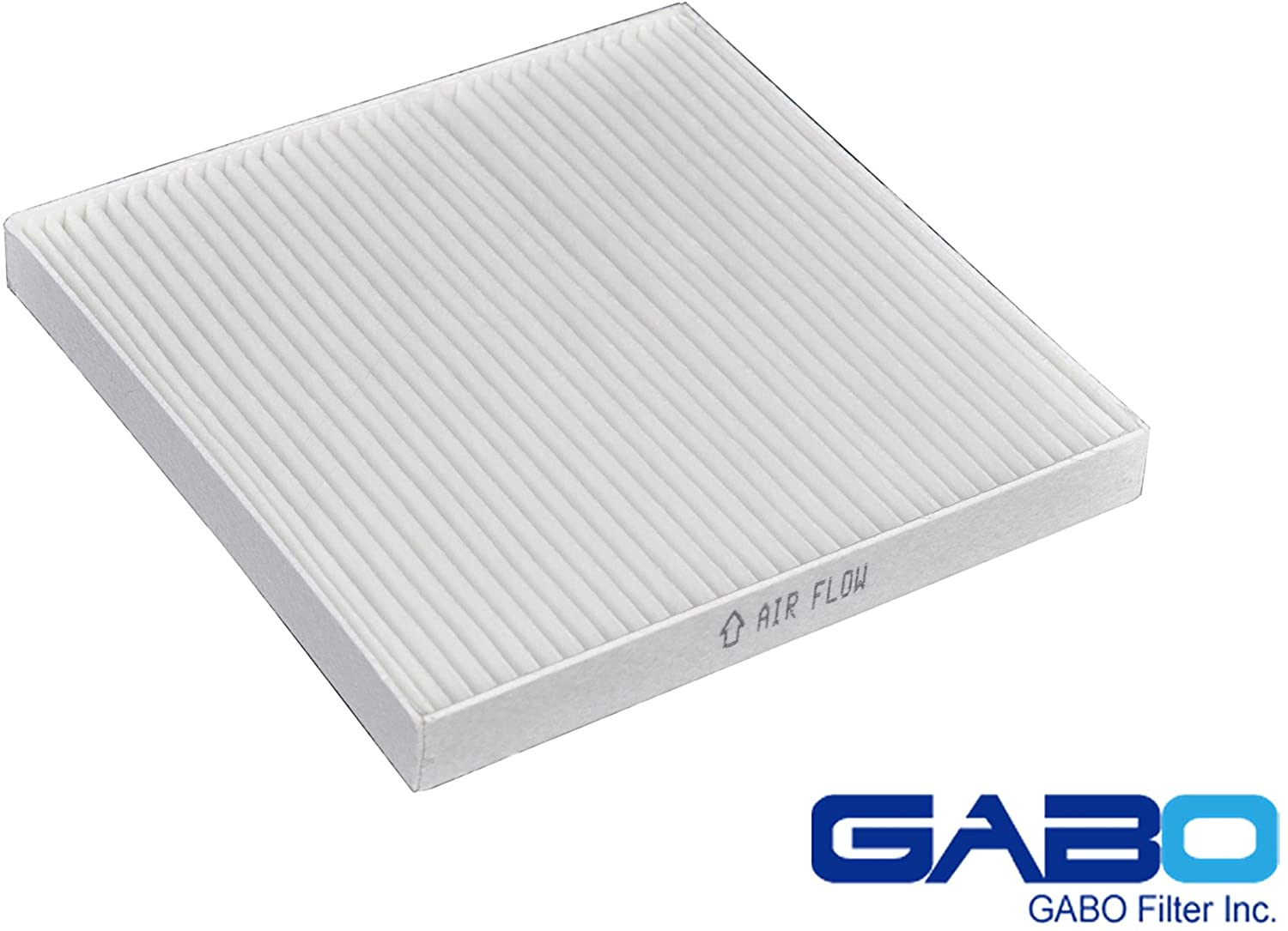 Gabo Filters S-NC993A7 replacement set for NEC model NC3240S