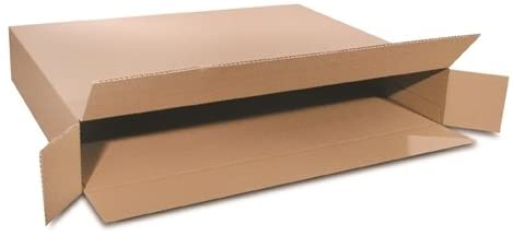 The Packaging Wholesalers 36 x 5 x 24 Inches Picture and Mirror Shipping/Moving Boxes, 20-Count (BS360524FOL)