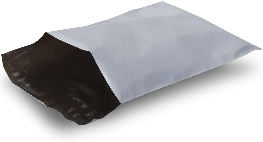 50-9x12 Fosmon Self-Seal Tear-Proof Polyethylene Mailers (50 Pack)