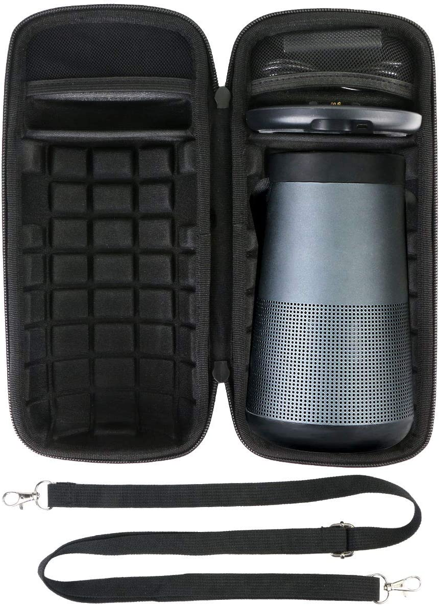 co2crea Hard Case Bag for Bose SoundLink Revolve+ Revolve Plus Bluetooth 360 Speaker