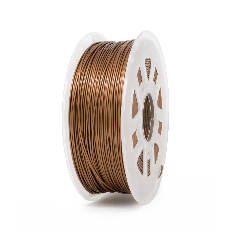 Gizmo Dorks 3mm (2.85mm) Metal Copper Fill Filament, 1 kg for 3D Printers