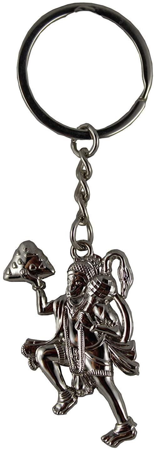 Odishabazaar Creative Metal Keyring Keychain Car Key Chain Ring Keyfob Gift. (keychain-7)
