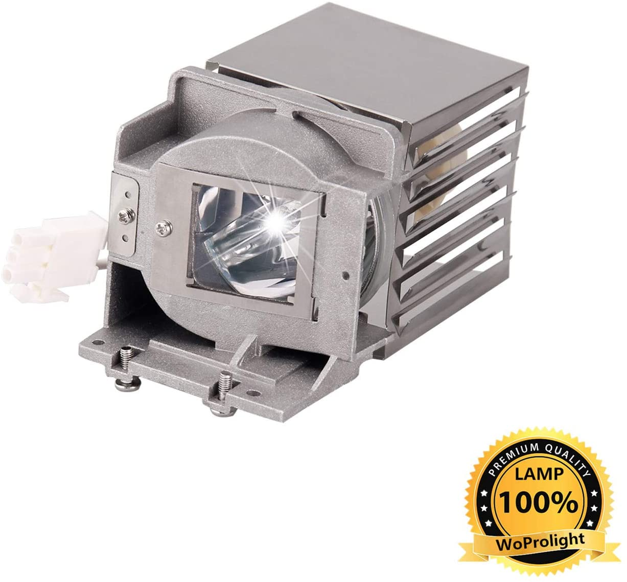 for Optoma BL-FP240A Genuine P-VIP Bulb Replacement Projector Lamp for OPTOMA TX631-3D TW631-3D Projector,OEM Inside P-VIP