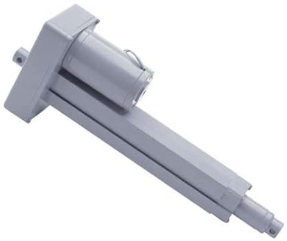 Acme Screw Actuator - TMD02 Series, Clevis Mount, 24 V dc Input Voltage, 6 in Stroke Length, 250 lbs Load Capacity