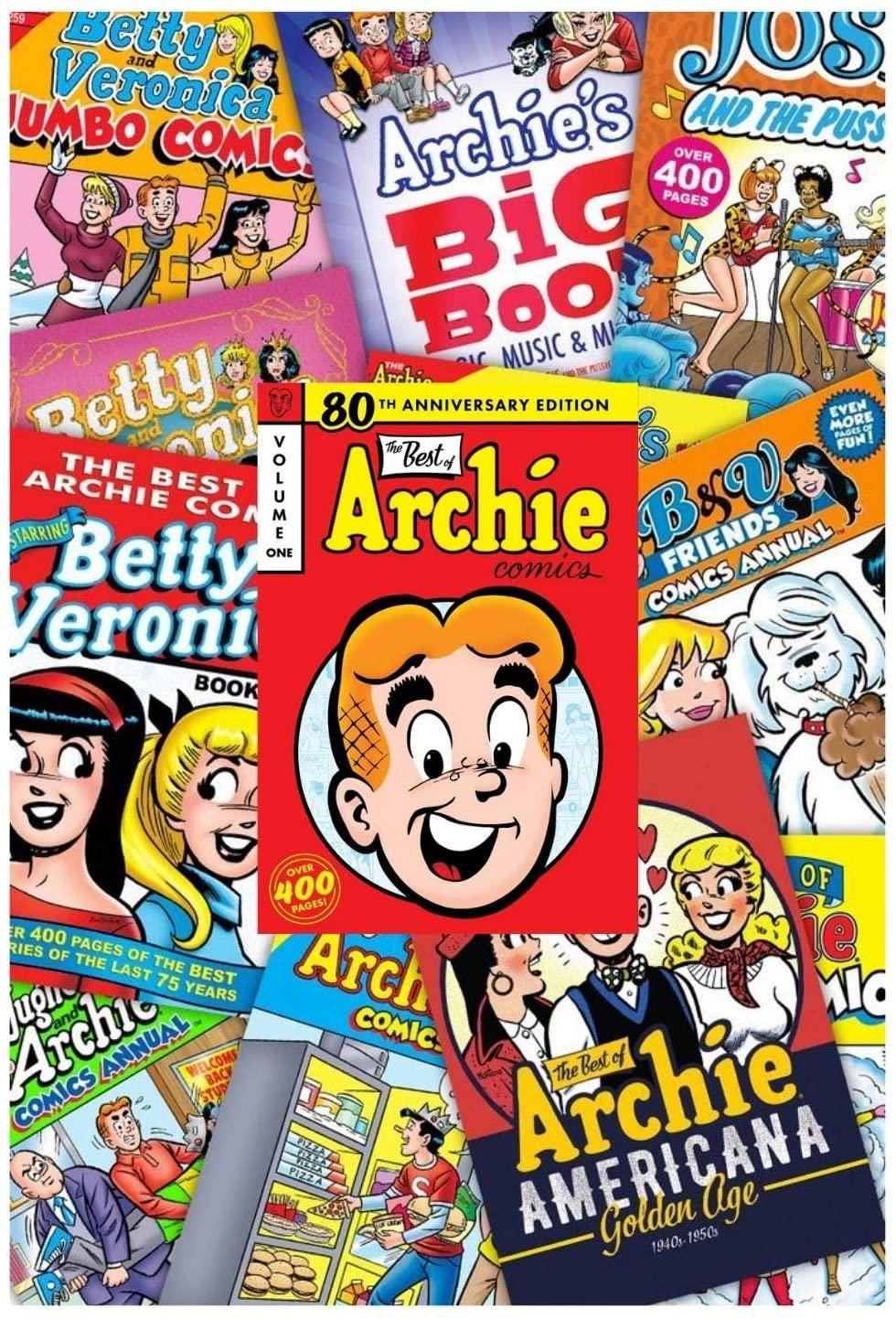 Archie Comics Classic Book Bundles (Best of Archie 10-Pack)…