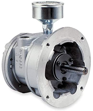 0.75 Flange Mounted Air Motor with 5/8