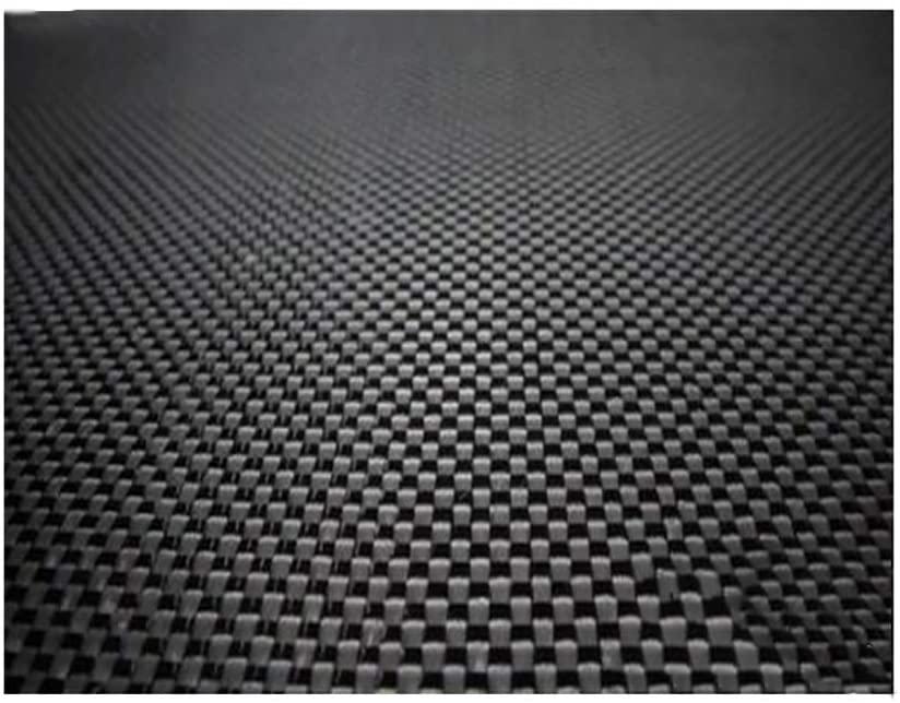 SOFIALXC 3k Full Carbon Fiber Fabrics Cloth Sheet 21x29.7cm 2 Tablets-Plain