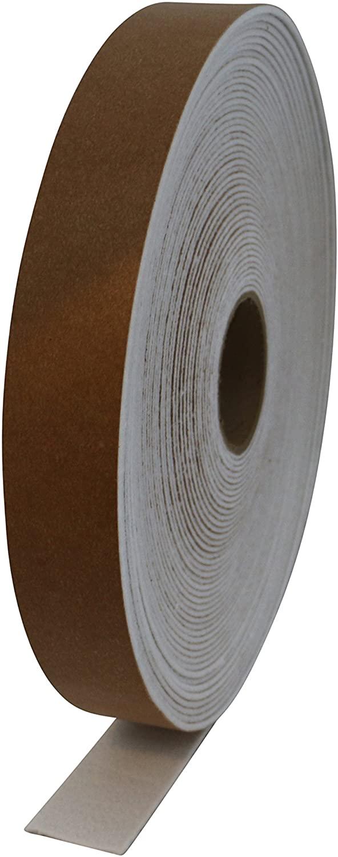 JVCC FELT-08 Polyester Felt Tape: 2 in x 100 ft. (3mm thickness, White)