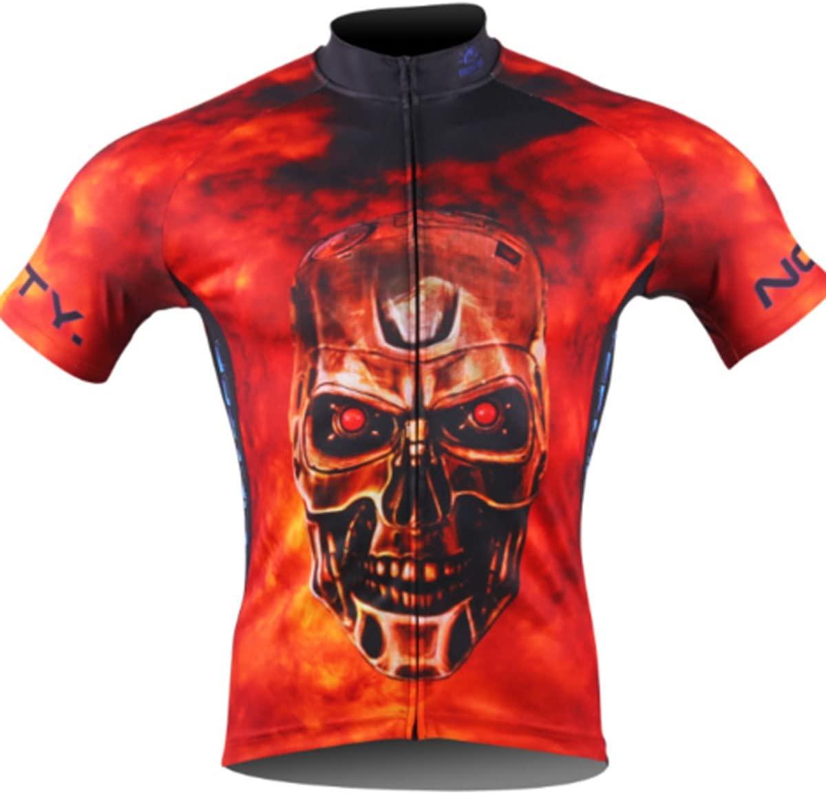 Brainstorm Gear Men's Terminator No Pity Cycling Jersey - TRNP-M