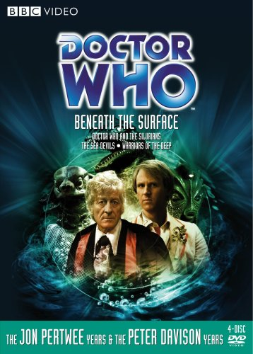 Doctor Who: Beneath The Surface (The Silurians / The Sea Devils / Warriors Of The Deep)