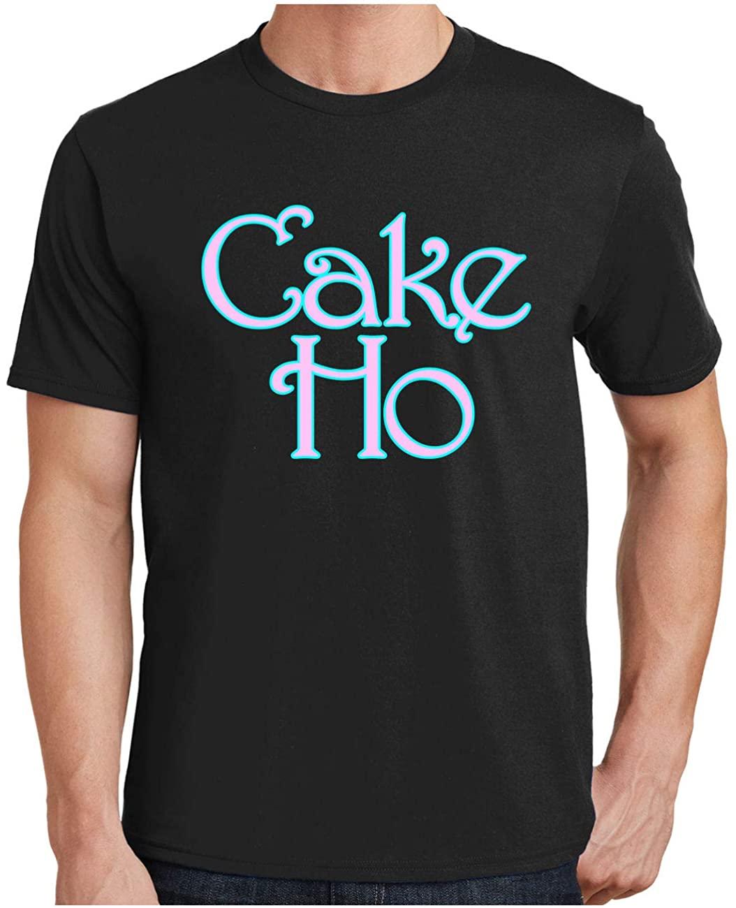 HARD EDGE DESIGN Men's Cake Ho T-Shirt