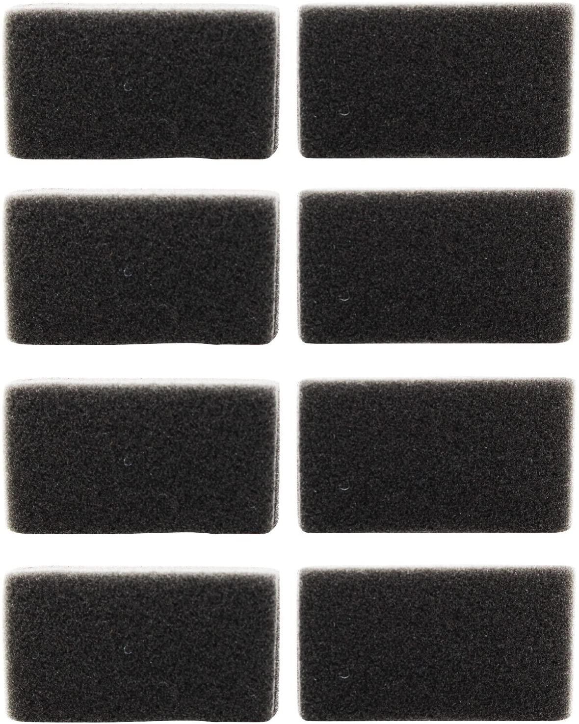 8 Replacement Reusable CPAP Foam Filters for M-Series BiPAP Plus