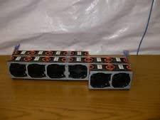 IBM 00N8951 HOT SWAP SCSI CAGE IBM X Series x346 Server Case CPU Fans 12 Total 25R5168 26K4768 Holder (Renewed)