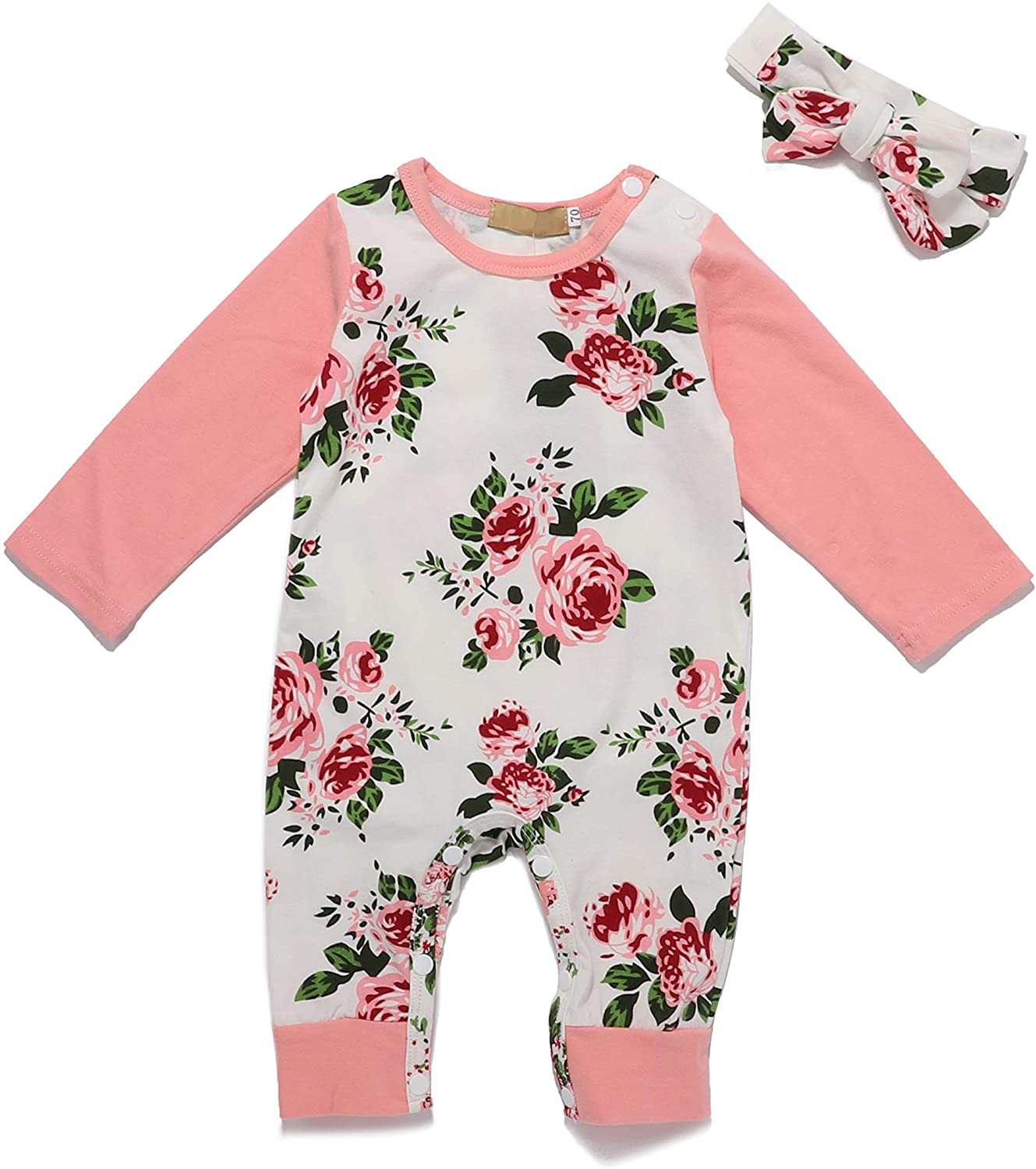 xiayu Newborn Girl Clothes 0-3 Months Baby Girl Clothes