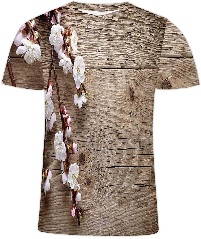Seaside scener - Wave - Water,Men/Women Hip Hop t-Shirt Wave Pattern M