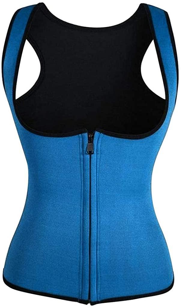 010 Women Fitness Corset Sport Body Shaper Vest Women Waist Trainer Workout Slimming