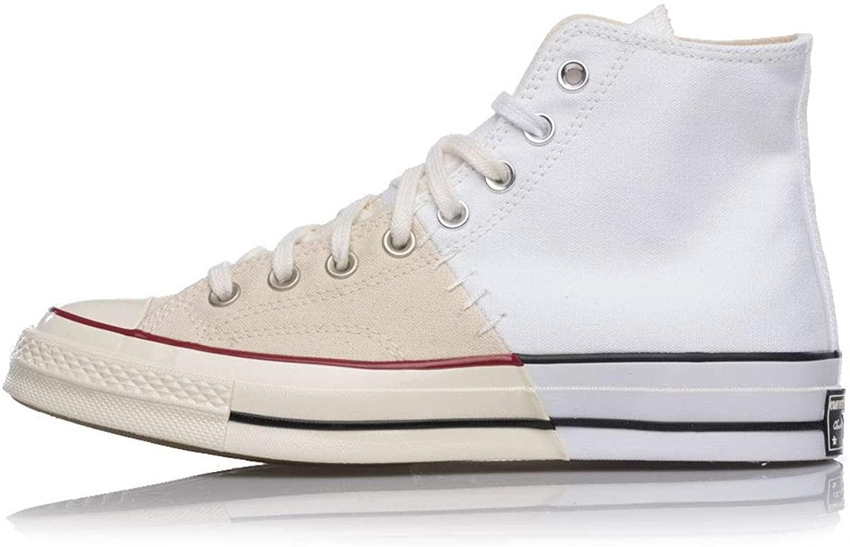 Converse Chuck 70 Hi (White/Egret/Egret 8)