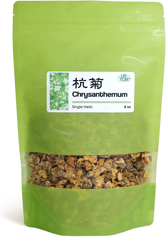 New Packaging Chrysanthemum Dried Flower 菊花 4 Oz
