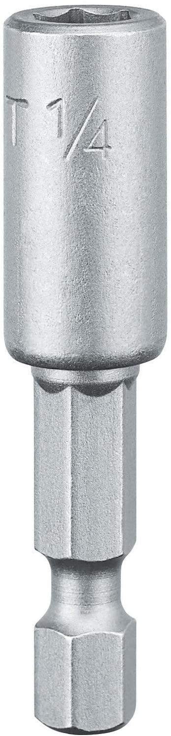 DEWALT DW2218B 1/4-Inch by 1-7/8-Inch Magnetic Socket Driver