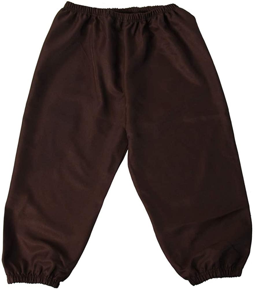 Mens Knickers (Mens Medium, Chocolate Brown)