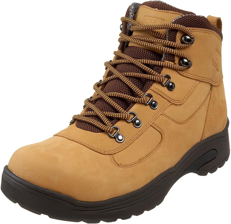 Drew Shoe Mens Rockford Boot,Wheat Nubuck,13 6E US