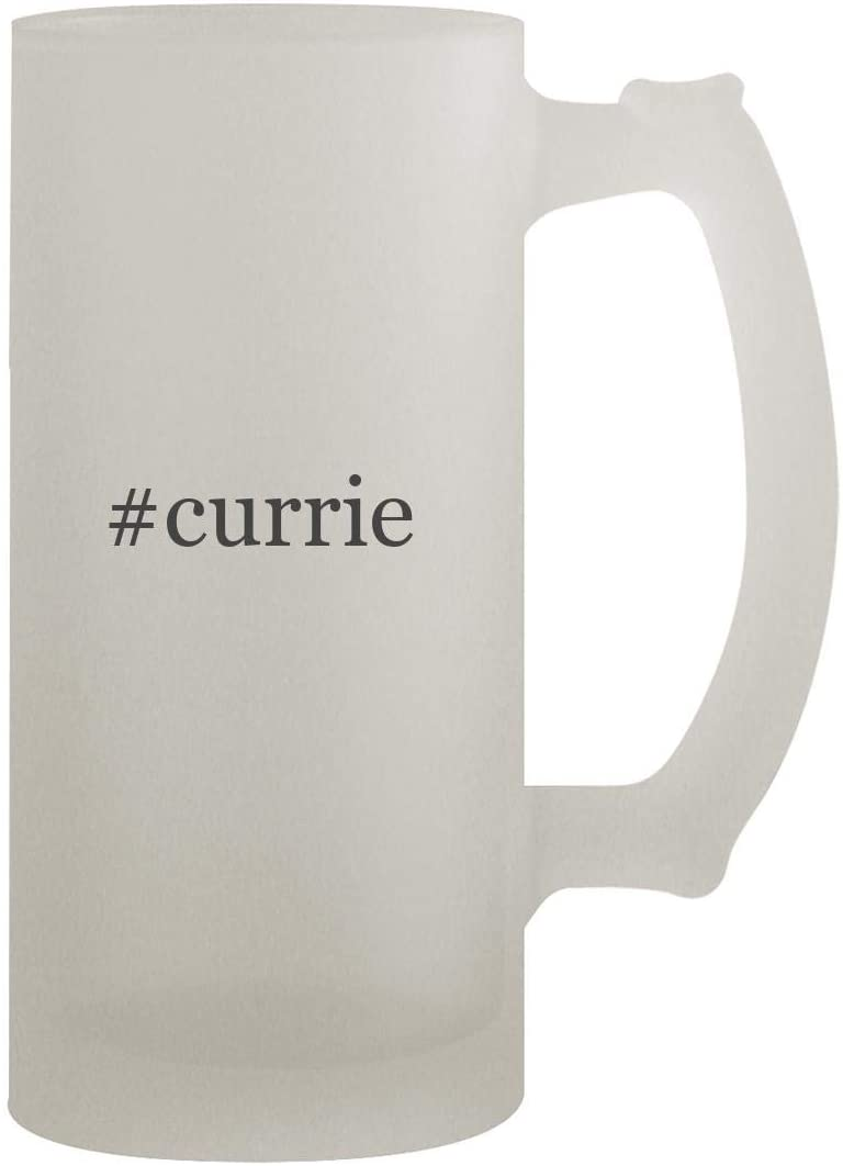 #currie - 16oz Frosted Beer Stein, Frosted