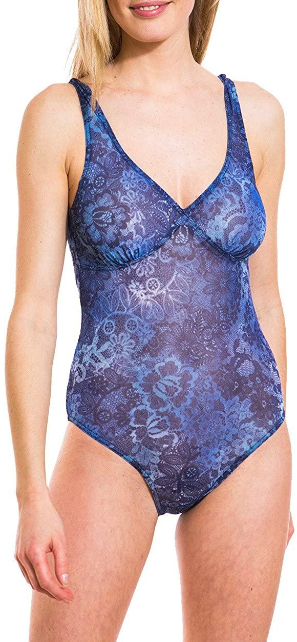 Kiniki Ramona Tan Through Support Top Swimsuit Swimwear