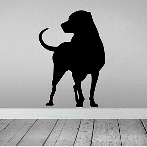 Cartoon Animal Dog PVC Wall Sticker Decal for Room Wall Decoration 41.3Cm60Cm