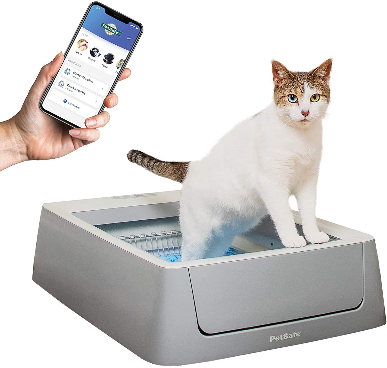 PetSafe ScoopFree Smart Self Cleaning Cat Litter Box