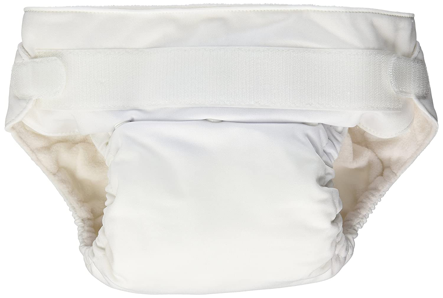 Imagine Baby Products Pocket Hook and Loop Diaper, Snow