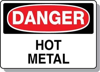 Beaed - DANGER Hot Metal