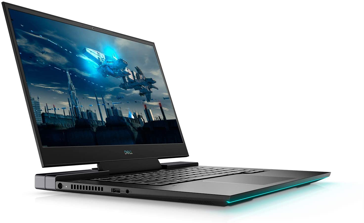 "New G7 17 Epic Gaming Laptop 10th Gen Intel i7-10750H up to 5.0 GHz, GeForce RTX 2070 8GB 17.3"" FHD 300 nits WVA AG Display 300Hz (2TB SSD|32GB Ram|10 Pro)"