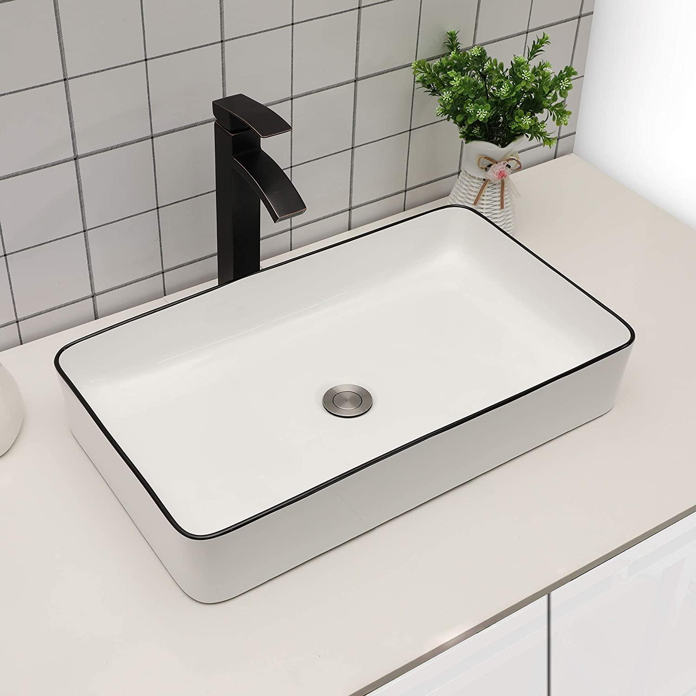 Vessel Sink Rectangular - Sarlai 24