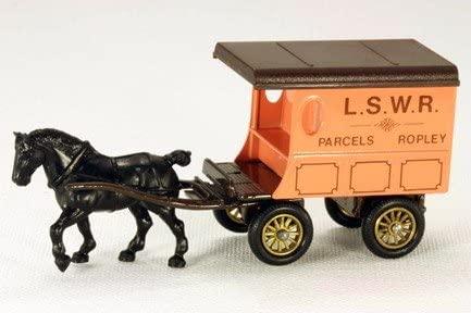 Lledo Days Gone DG038 Horse Drawn L.S.W.R. Delivery Wagon