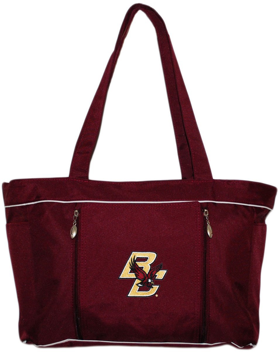 Boston College Diaper Bag with Changing Pad