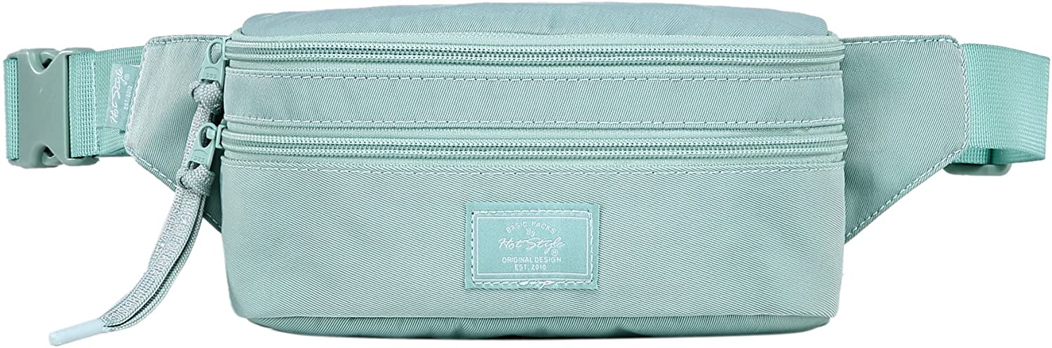 HotStyle 521s Small Fanny Pack Fashion Waist Bag Cute for Women, 8.0