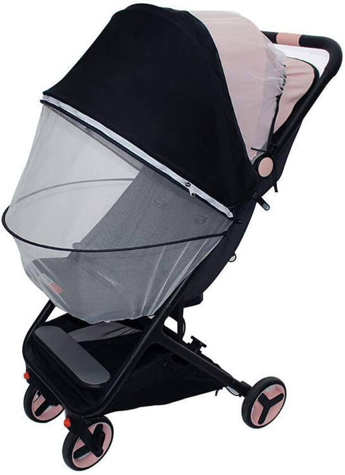 chefensty Baby Stroller Universal Mosquito Net Summer Sunshade Full Cover Babies Carriage Child Anti-Mosquito Nets