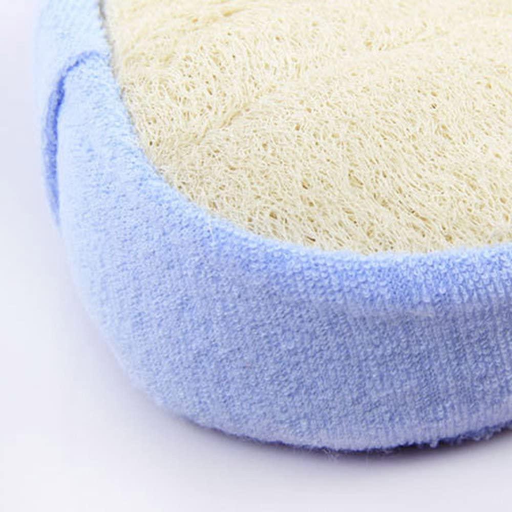 Bath Loofah Natural Loofah Luffa Loofa Bath Shower Wash Body Pot Sponge Scrubber Tool Towel Home & Garden Bathroom Products