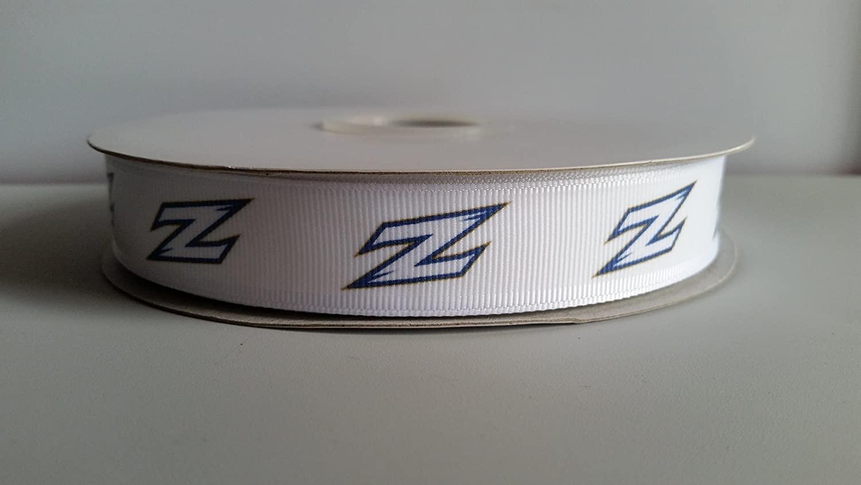 7/8 Ohio Grosgrain Ribbon (Zips)