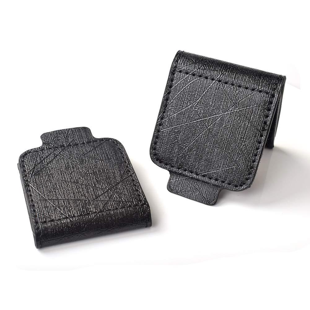 Seatbelt Adjuster, Upgrade Comfort Universal Auto Shoulder Neck Strap Positioner Clips, Vehicle Seat Belt Covers (2 Pack)