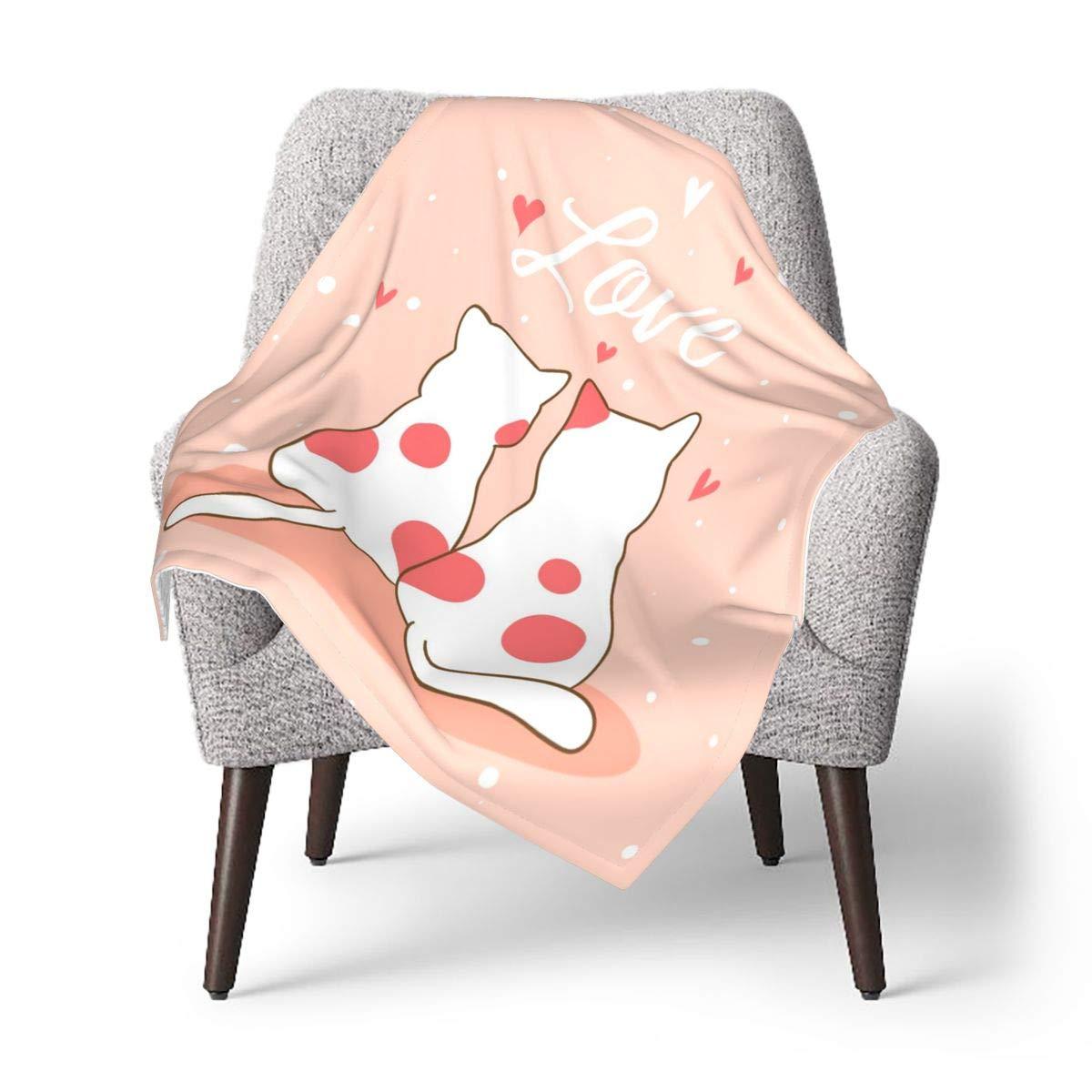Delerain Cats Baby Throw Blanket 30