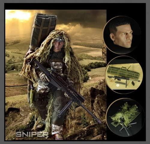 Super System Highly Dettail 12'' Special Forces Action Figure-Multicam