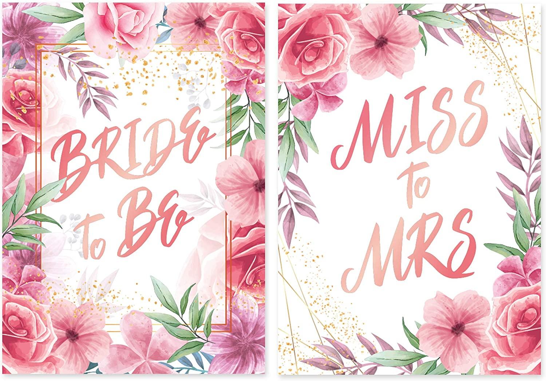 SCENE: YOURSELF Bridal Shower Decorations, Bachelorette Party Decor, Wedding Shower Decorations, 11.7