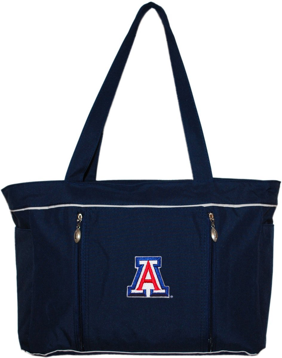 University of Arizona Diaper Bag with Changing Pad