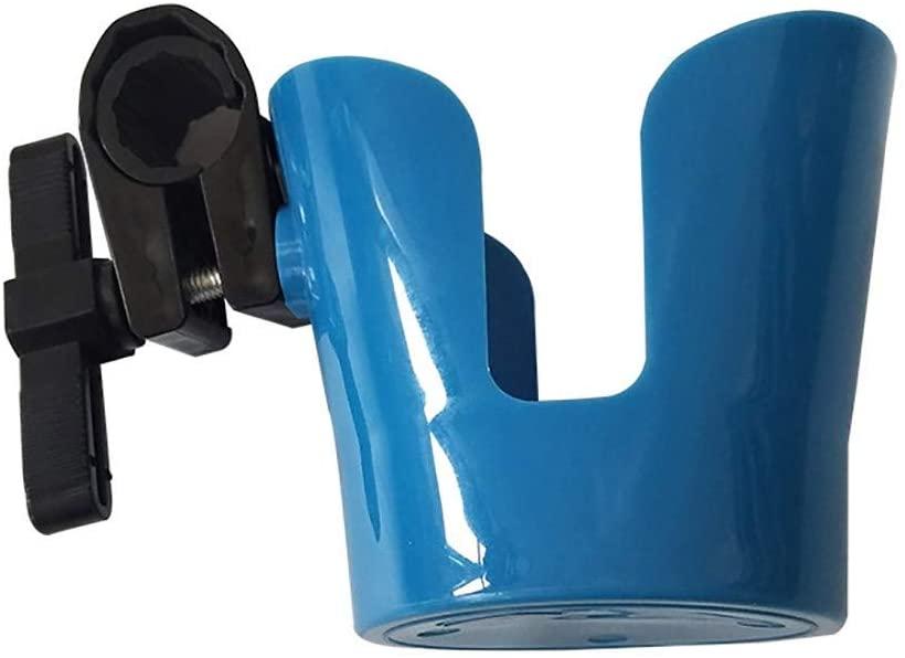 Universal Cup Holder Baby Stroller Wheelchair Dlderly Child Safety Universal Blue Cup Bracket Home & Garden Housekeeping & Organizers