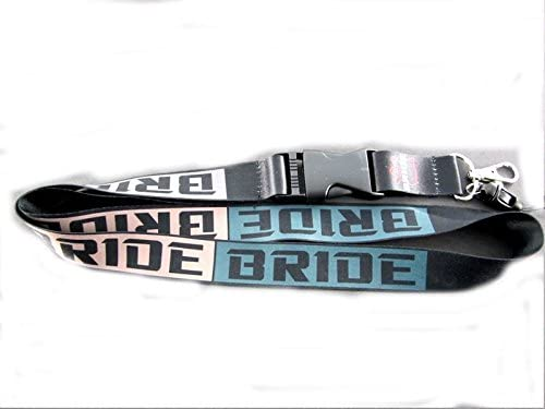 Aftermarket Bride JDM Lanyard Keychain Quick Release FITS Civic Type R DC5 Accord CR-V CRV Imports JDM Cars