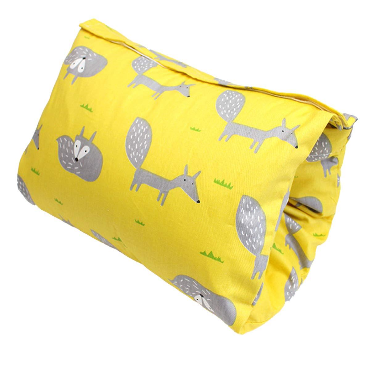 OhhGo Baby Nursing Pillow Breastfeeding Arm Pillow Cushion Washable Arm Rest Pillow