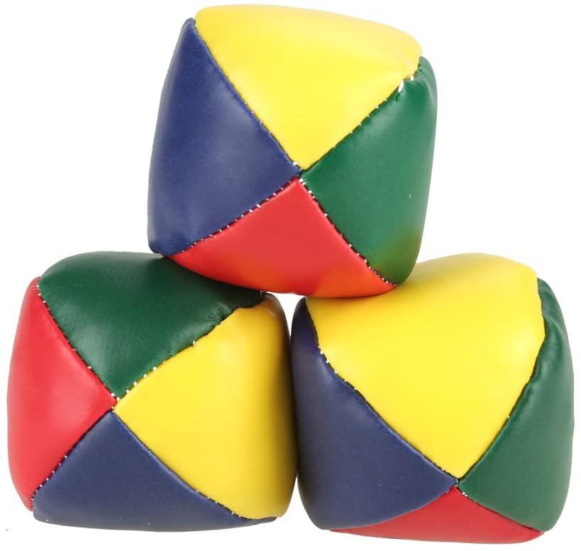 Set Baby Toy Ball-3Pcs/set Kids Toy Balls Baby Juggling Learning Ball Set Fun Circus Beginners